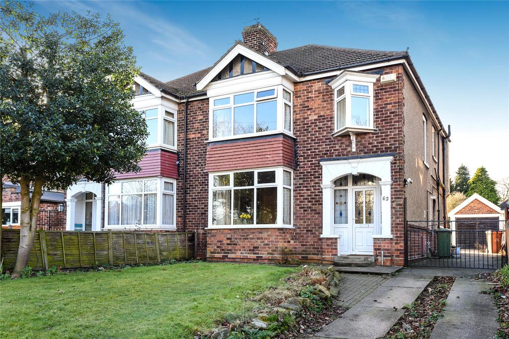 4 Bedrooms Semi Detached House for sale in Welholme Avenue, Grimsby, DN32