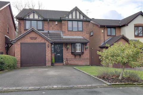4 bedroom detached house for sale - Blackbird Way, Biddulph, Stoke-on-Trent