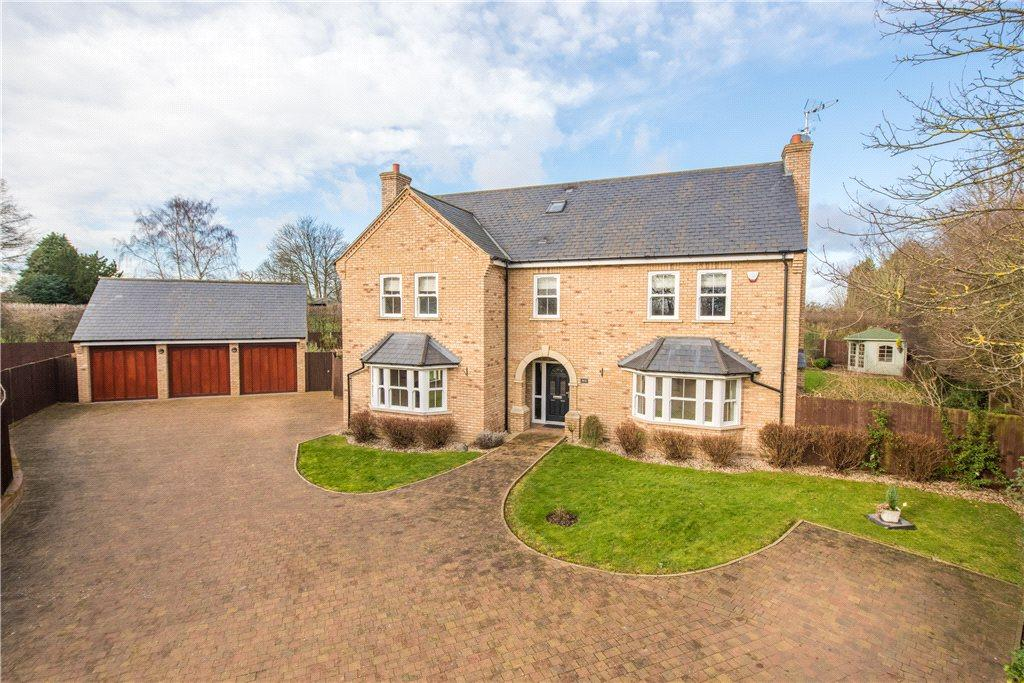 6 Bedrooms Detached House for sale in Bromham Road, Biddenham, Bedford, Bedfordshire