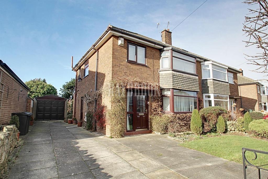 3 Bedrooms Semi Detached House for sale in Dovedale Road, Herringthorpe