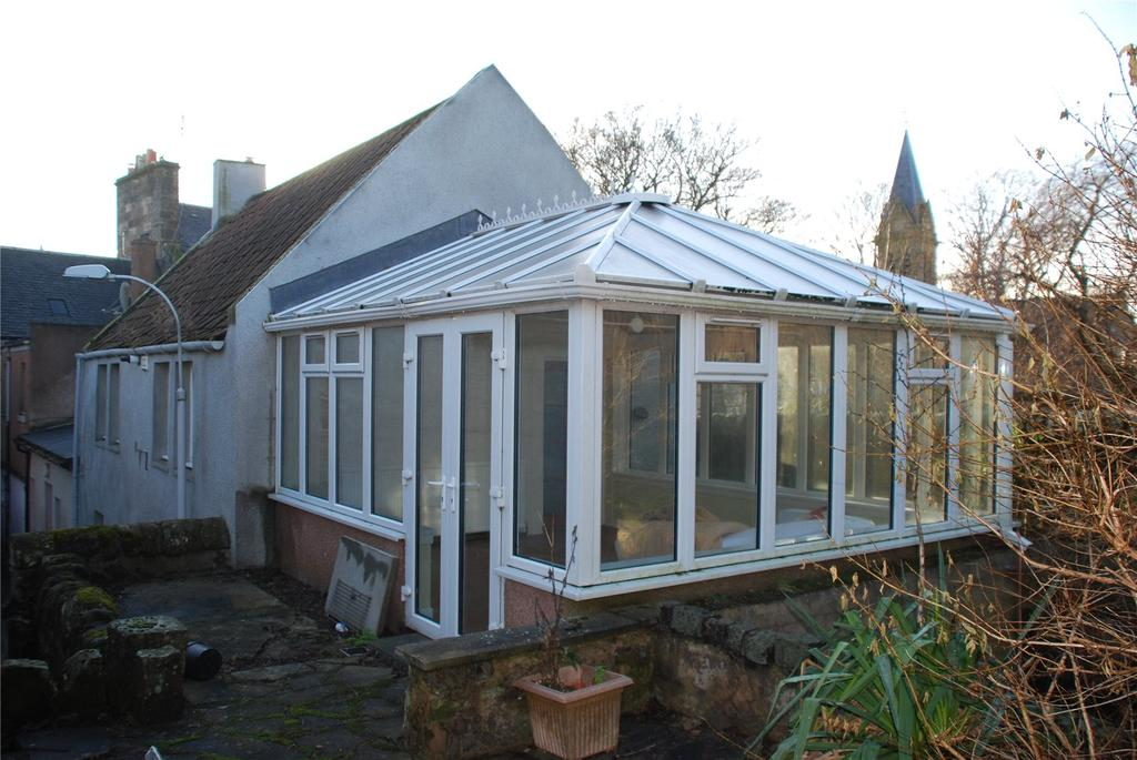 2 Bedrooms Semi Detached House for rent in 67 Bonnygate, Cupar, Fife, KY15