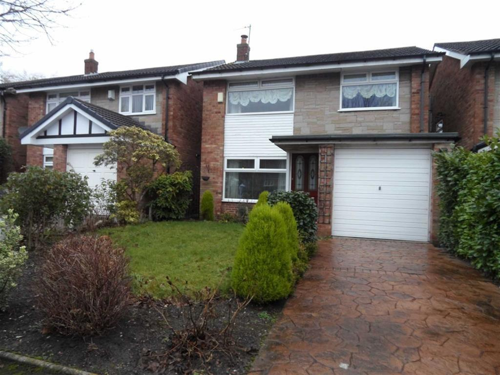 3 Bedrooms Detached House for sale in Aspen Close, Heaton Mersey