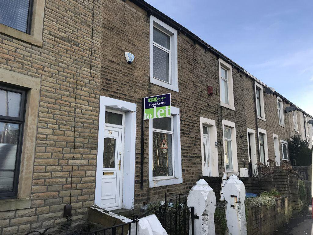 2 Bedrooms Terraced House for rent in Park Road, Great Harwood Blackburn