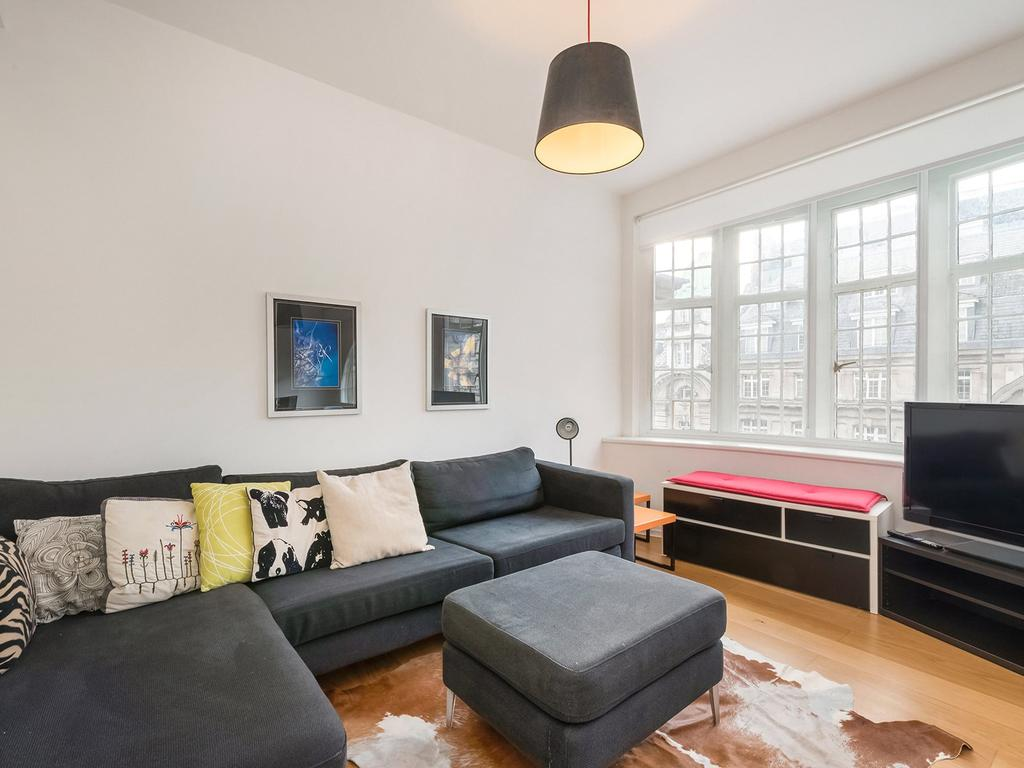 2 Bedrooms Apartment Flat for rent in Kingsway, Holborn, WC2B