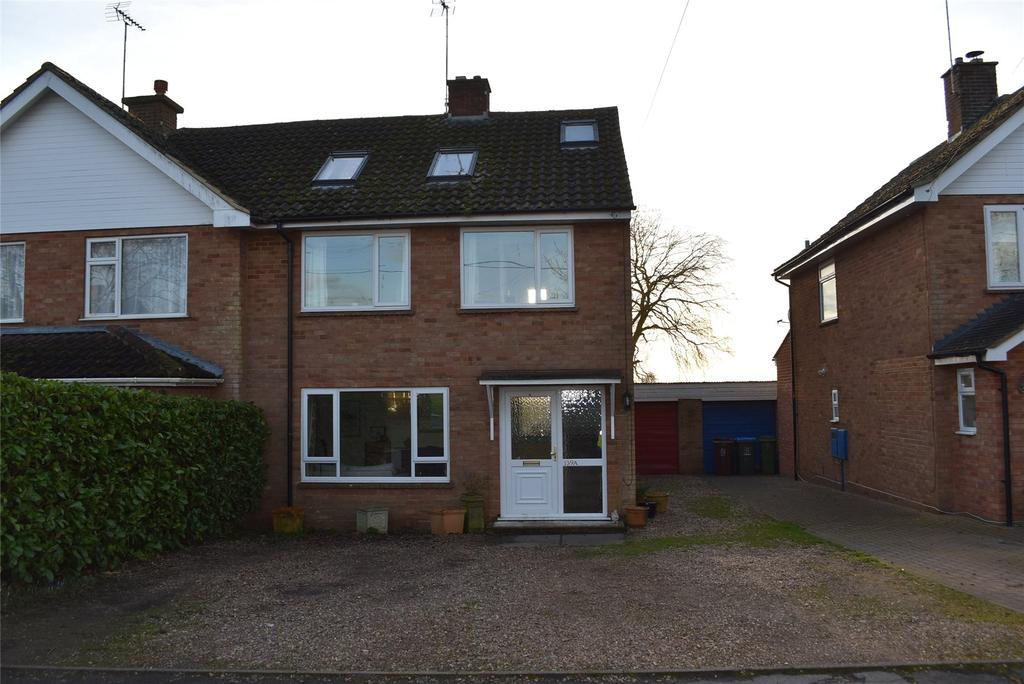 3 Bedrooms Semi Detached House for sale in High Street North, Stewkley