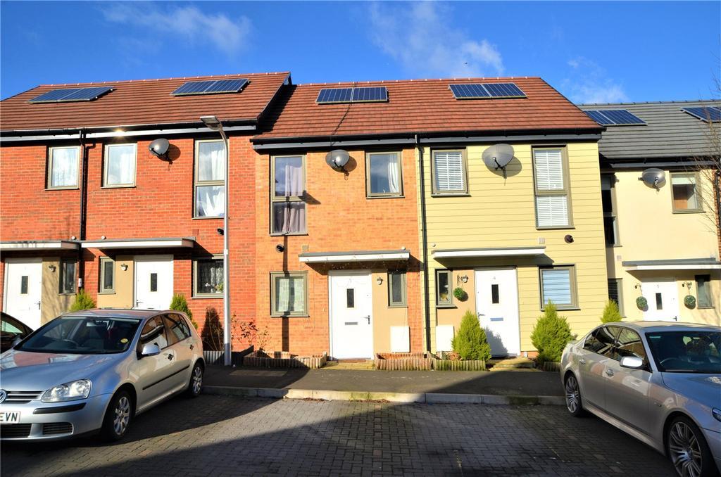 2 Bedrooms Terraced House for sale in Orkney Terrace, 7 Spey Road, Tilehurst, Reading, RG30