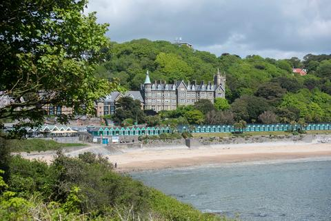 3 bedroom flat for sale - Langland Bay Manor