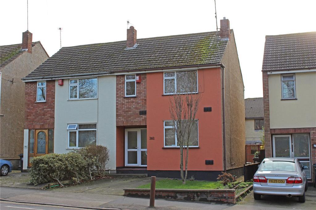 3 Bedrooms Semi Detached House for sale in Muller Road, Eastville, Bristol, BS5