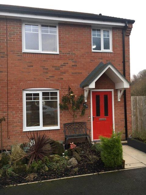 3 Bedrooms Semi Detached House for sale in Clifton Avenue, Brymbo, Wrexham, LL11