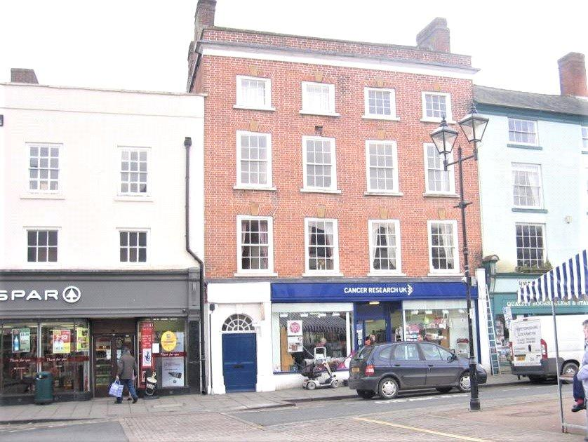 1 Bedroom Apartment Flat for sale in Castle Street, Ludlow, Shropshire