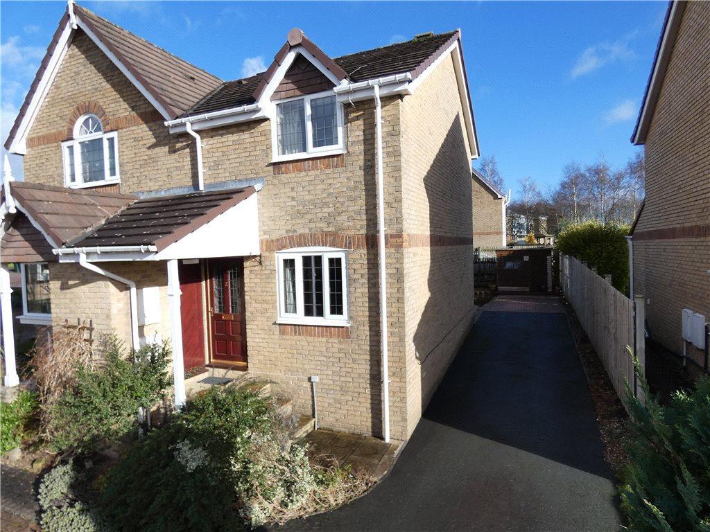 2 Bedrooms Semi Detached House for sale in Kilnsey Mews, West Lane, Baildon
