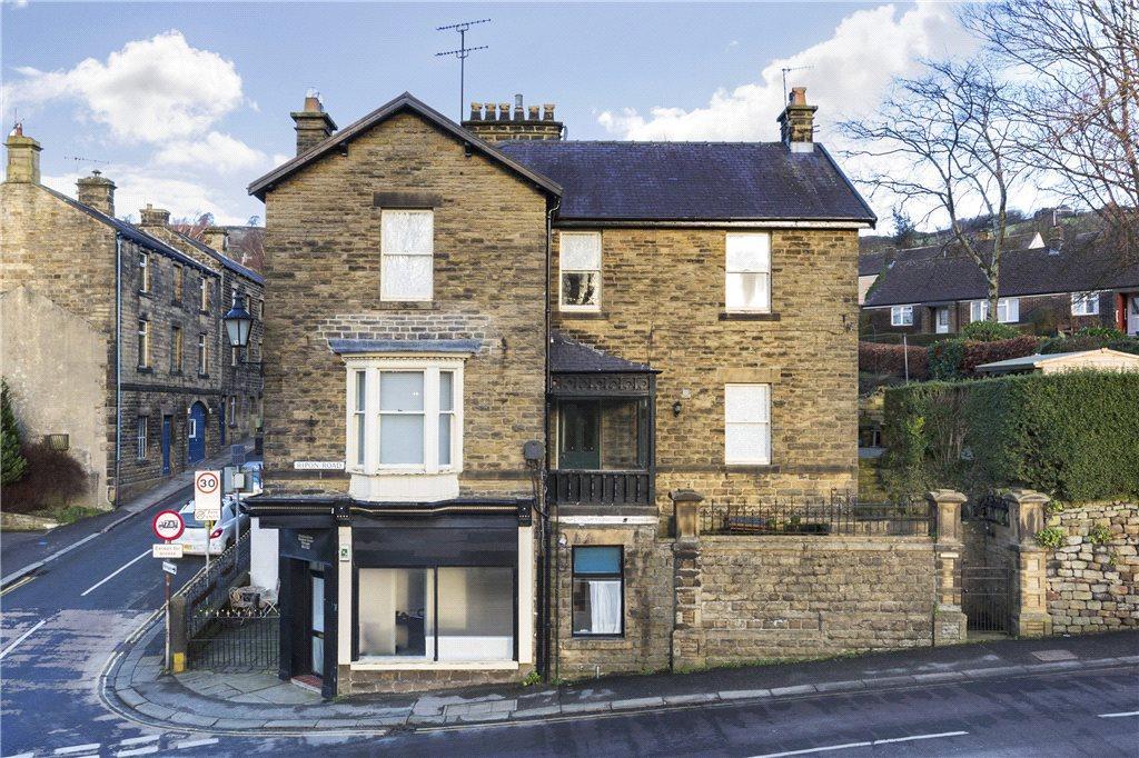 3 Bedrooms Unique Property for sale in Hamilton Terrace, Pateley Bridge, Harrogate, North Yorkshire