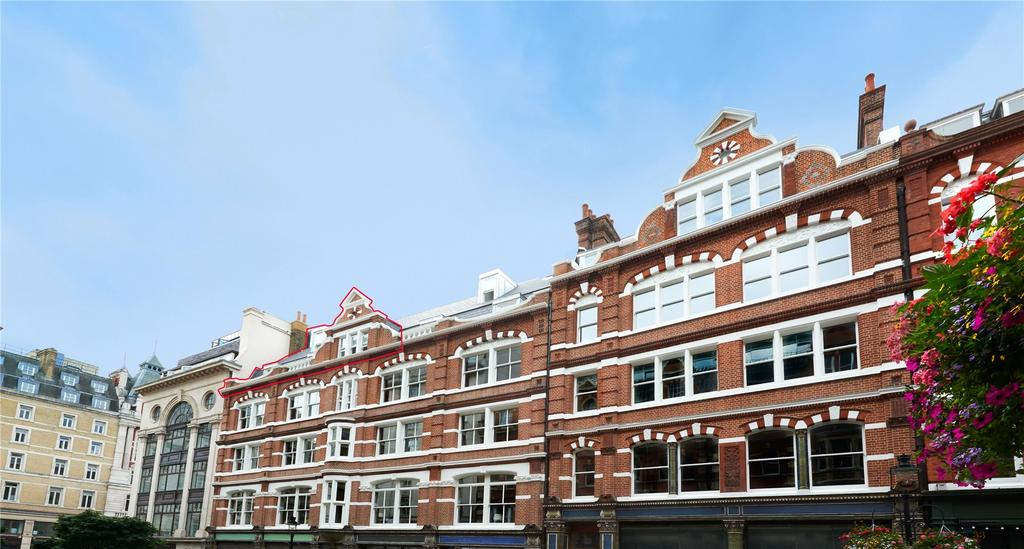 1 Bedroom Flat for sale in Southampton Street, London, WC2E