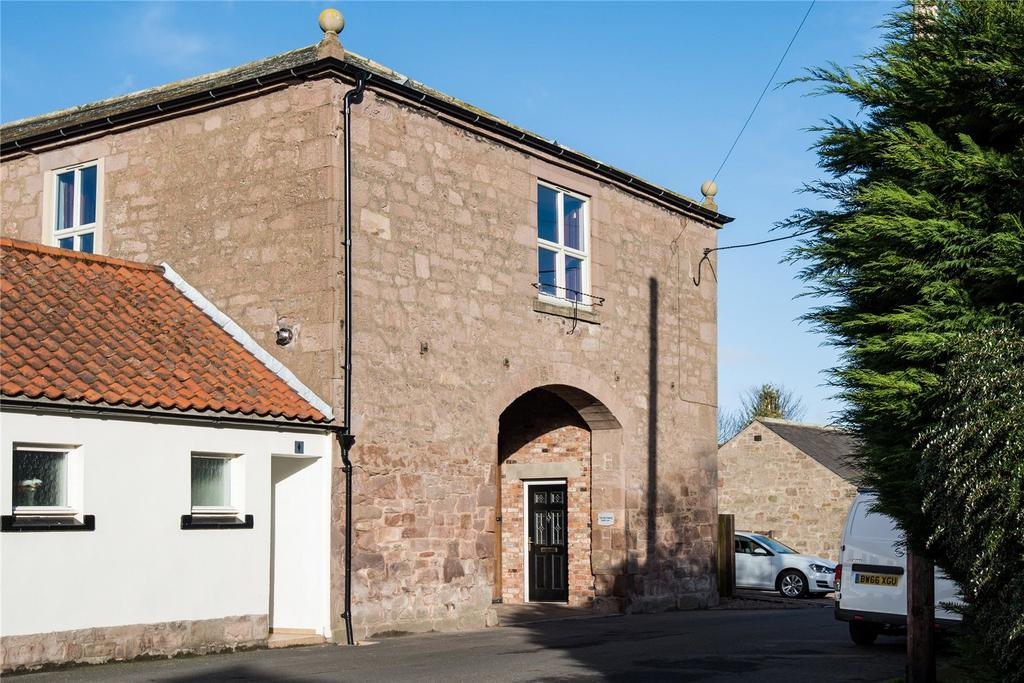 3 Bedrooms Semi Detached House for sale in The Old Chapel, South Lane, Norham, Berwick Upon Tweed, Northumberland
