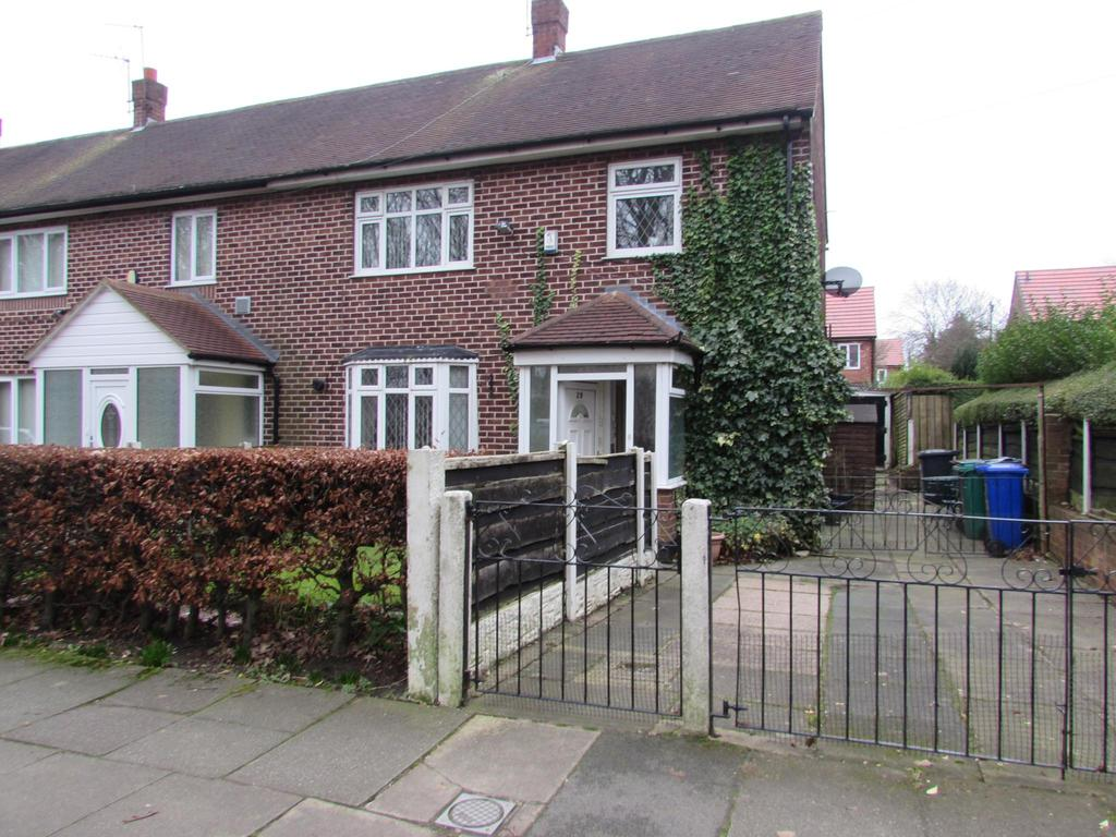 3 Bedrooms Semi Detached House for sale in Cranham Road, Woodhouse Park, Manchester, M22