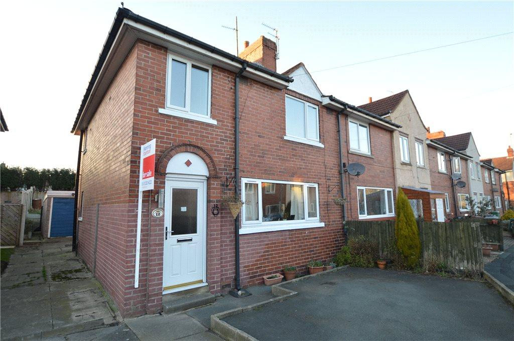 3 Bedrooms Terraced House for sale in Harrop Terrace, Morley, Leeds