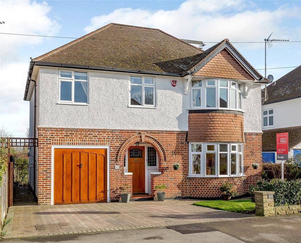 6 Bedrooms Detached House for sale in Dalkeith Road, Harpenden, Hertfordshire