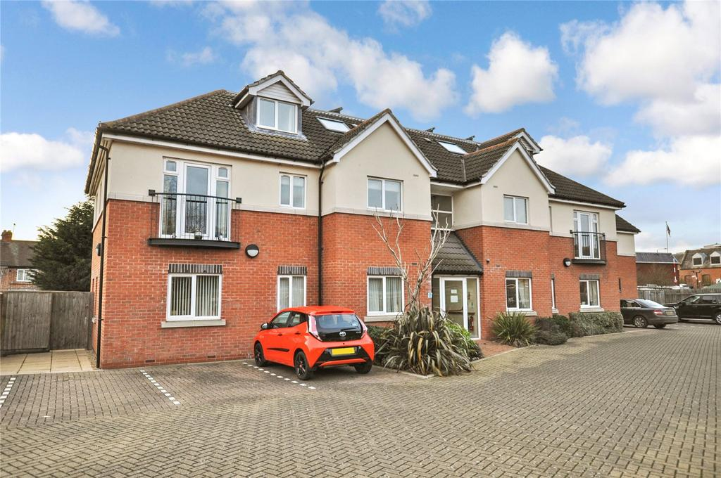 2 Bedrooms Apartment Flat for sale in Rosebery Avenue, Melton Mowbray, Leicestershire