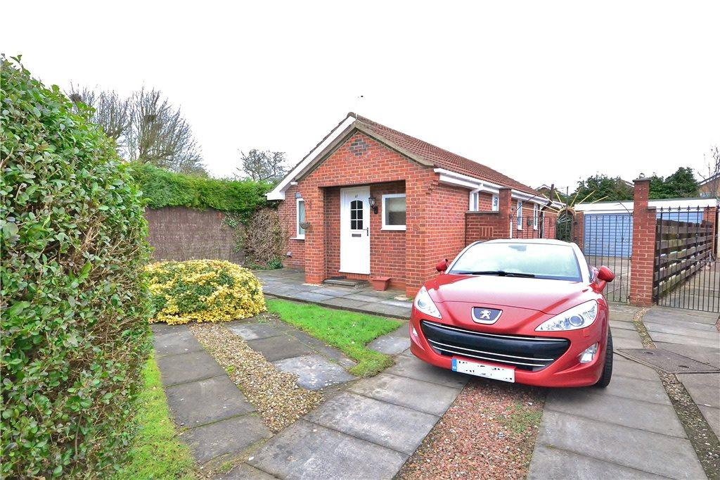 4 Bedrooms Detached Bungalow for sale in Marley Close, Elm Tree, Stockton-On-Tees