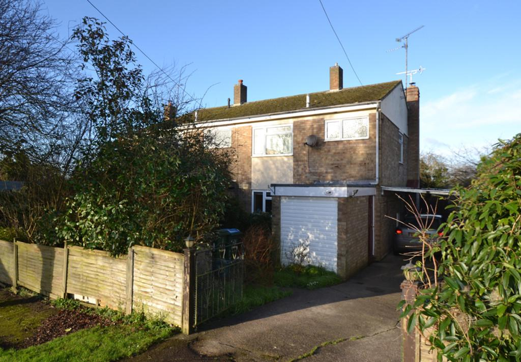 3 Bedrooms Semi Detached House for sale in Northlands Road, Adstock