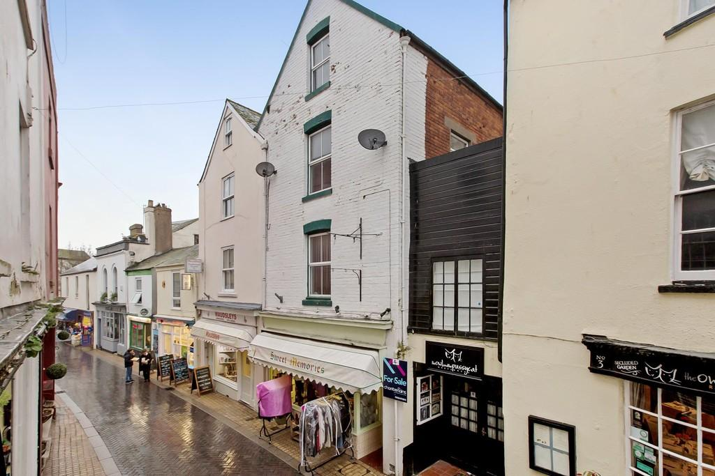 4 Bedrooms Terraced House for sale in Teign Street, Teignmouth, TQ14 8EA