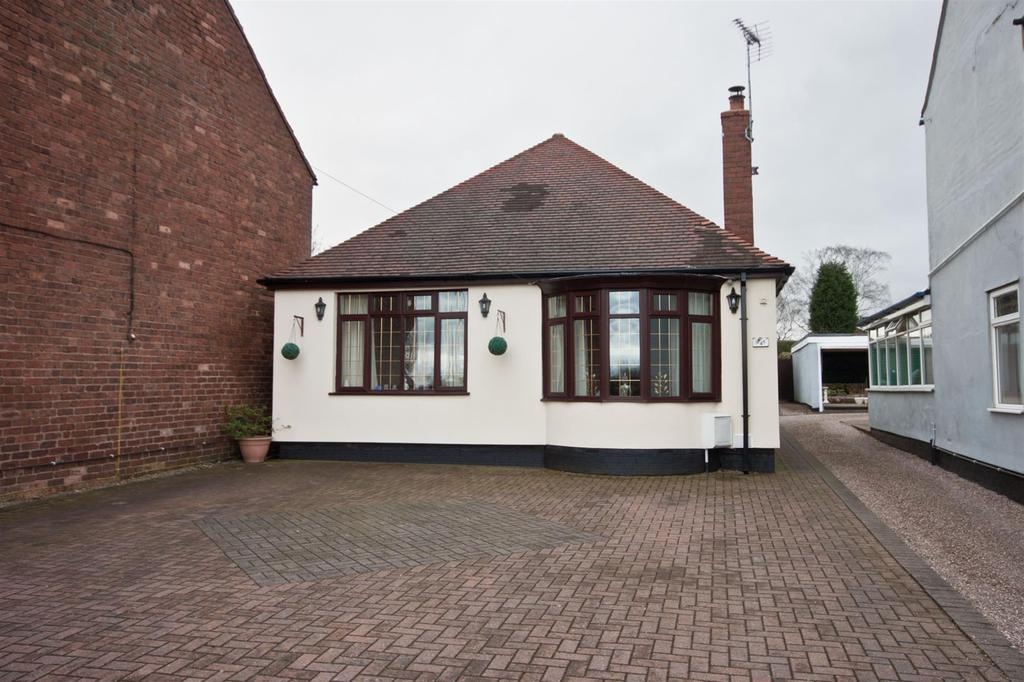 2 Bedrooms Bungalow for sale in Wimblebury Road, Heath Hayes, Cannock, WS12 2EE