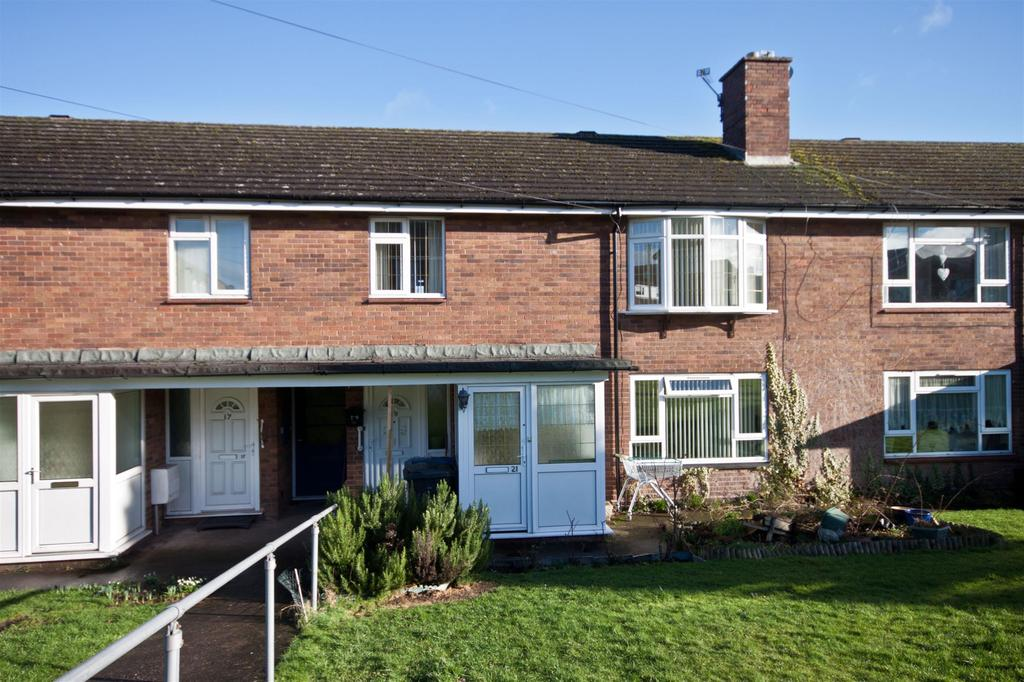 2 Bedrooms Flat for sale in Cottage Lane, Burntwood, WS7 4XZ