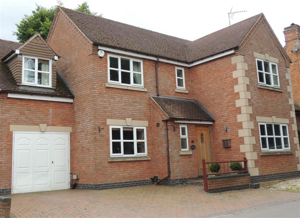 4 Bedrooms Detached House for sale in Grove Road, Knowle, Solihull