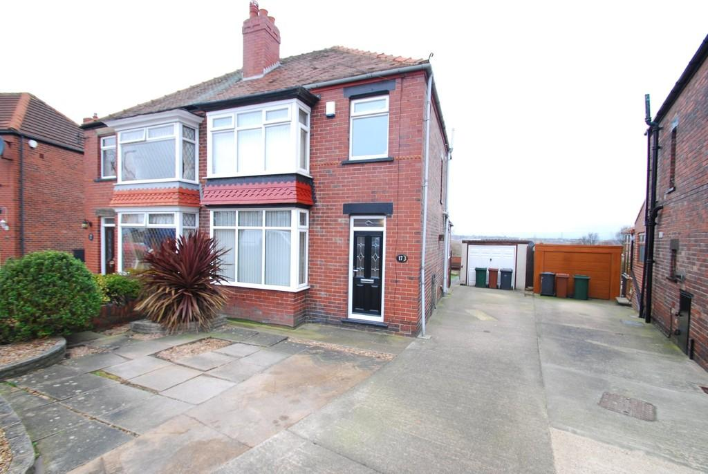 3 Bedrooms Semi Detached House for sale in Northgate, Barnsley S75