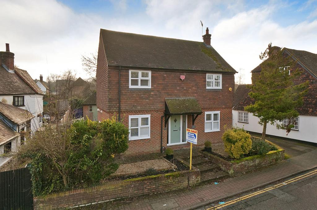 3 Bedrooms Detached House for sale in Mill Street, East Malling
