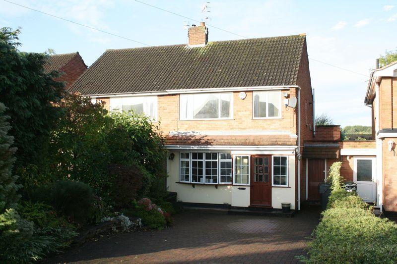 3 Bedrooms Semi Detached House for sale in Wildmoor Lane, Bromsgrove