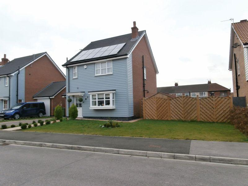 3 Bedrooms Detached House for sale in Astley Close, Hedon