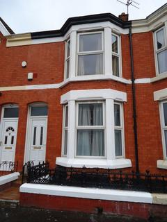 3 bedroom terraced house to rent - Connaught Road, Liverpool