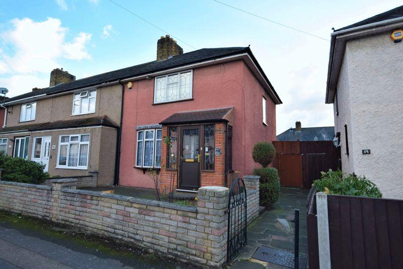 3 Bedrooms Semi Detached House for sale in Ilchester Road, Dagenham
