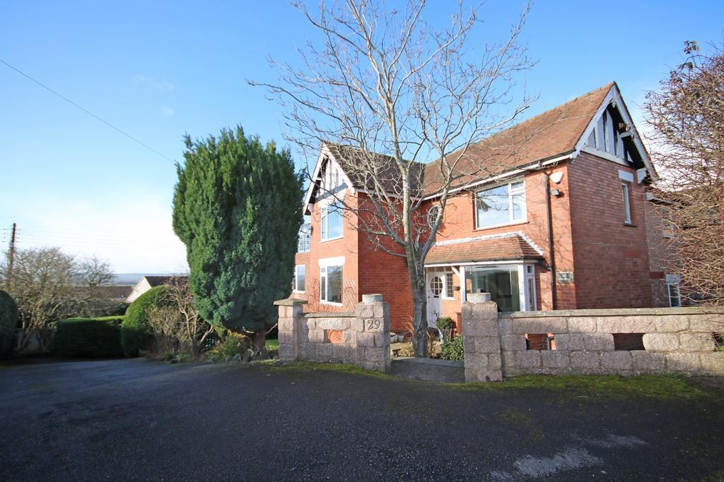 4 Bedrooms Detached House for sale in Bank Crescent, Ledbury, HR8