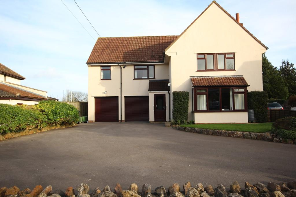 5 Bedrooms Detached House for sale in Bristol Road, West Harptree