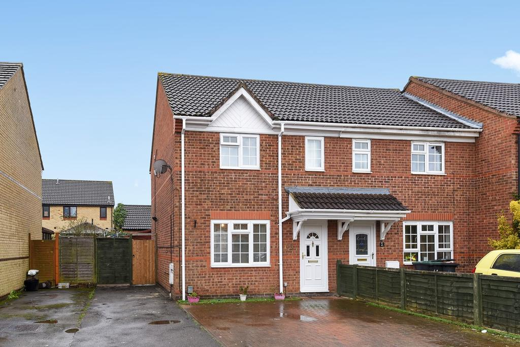 3 Bedrooms End Of Terrace House for sale in The Paddocks, Flitwick, MK45