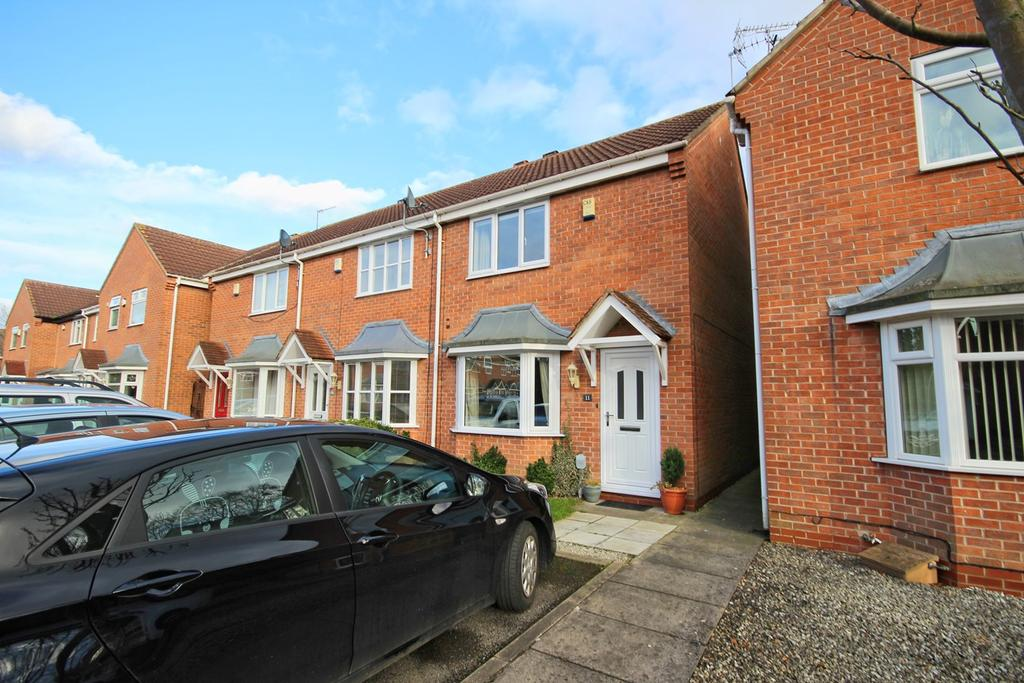 2 Bedrooms Town House for sale in Springhead Gardens, Hull, HU5