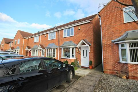2 bedroom townhouse for sale - Springhead Gardens, Hull, HU5