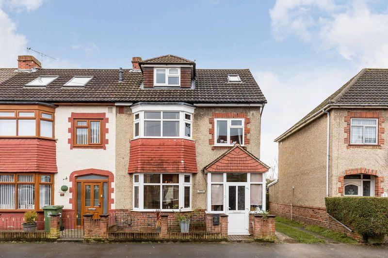 5 Bedrooms Terraced House for sale in Rosebery Avenue, East Cosham