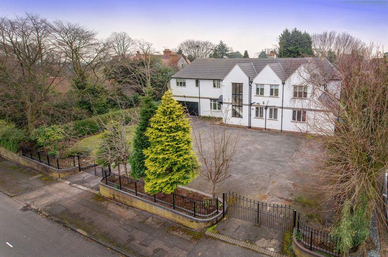 6 Bedrooms Detached House for sale in FARLEY ROAD, DERBY.