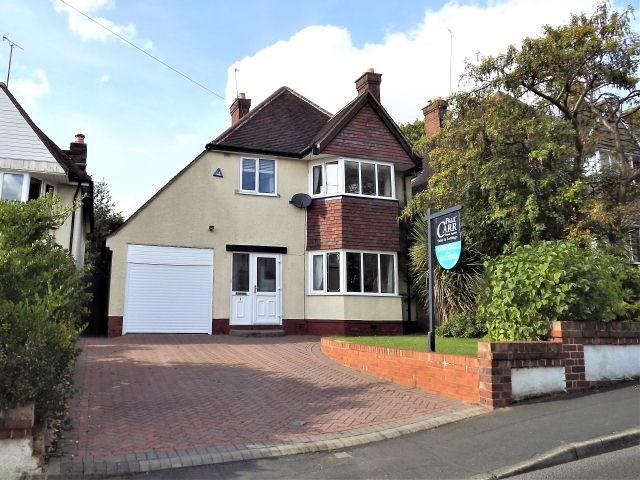3 Bedrooms Detached House for sale in Fernwood Road,