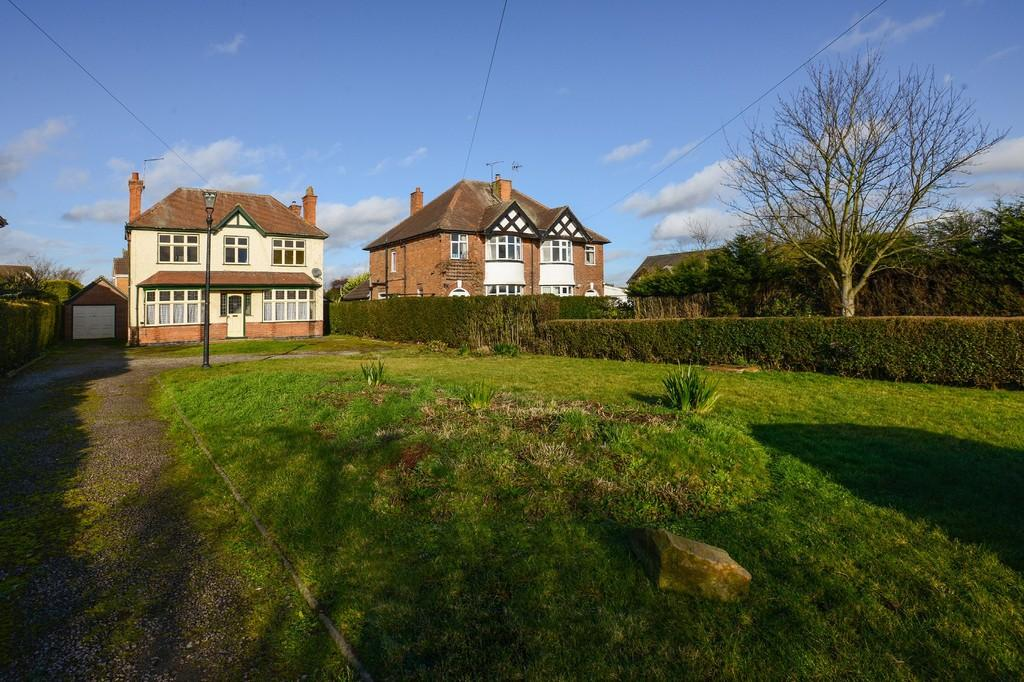 3 Bedrooms Detached House for sale in Nottingham Road, Toton