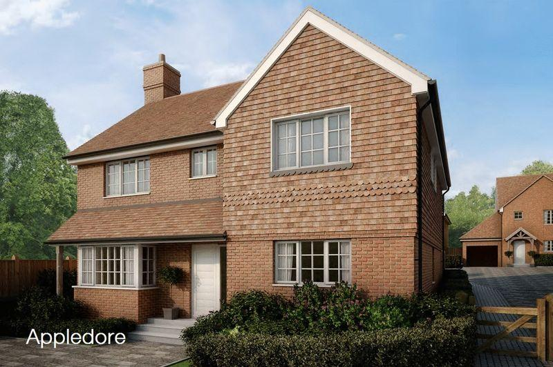 4 Bedrooms Detached House for sale in Appledore, Bourne Drive, Littlebourne