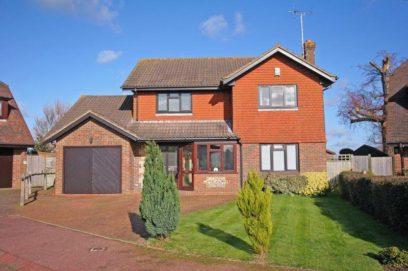 4 Bedrooms Detached House for sale in The Daisy Croft, Henfield