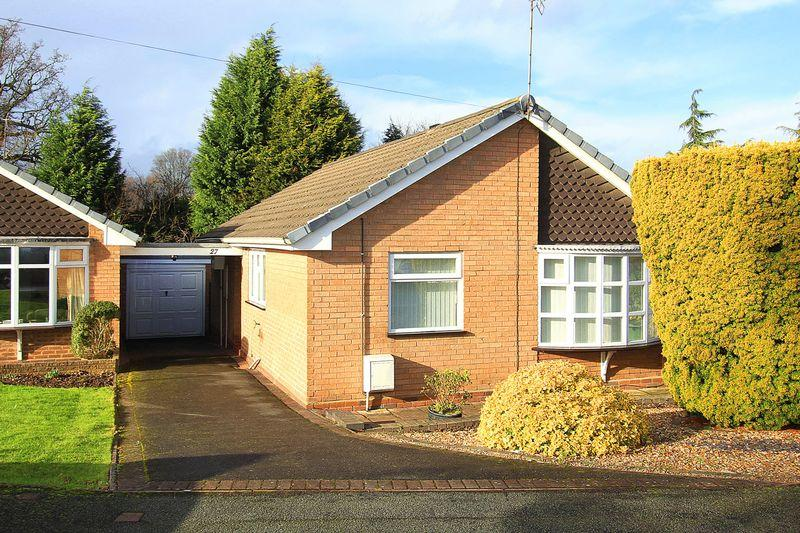 2 Bedrooms Detached Bungalow for sale in FINCHFIELD, Finchdene Grove