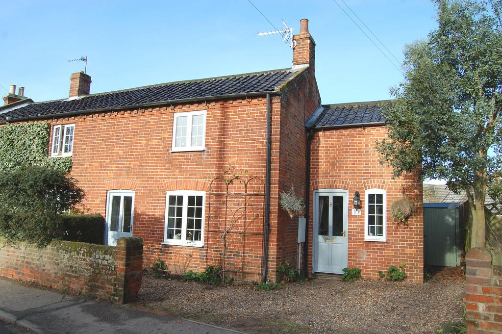 2 Bedrooms Cottage House for sale in The Street, South Walsham