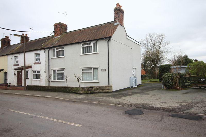 3 Bedrooms End Of Terrace House for sale in Mount Terrace, Oswestry