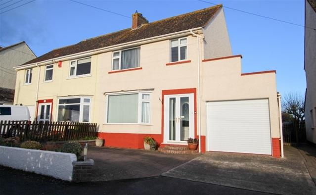 3 Bedrooms Semi Detached House for sale in Chads Hill, Cannington, Bridgwater