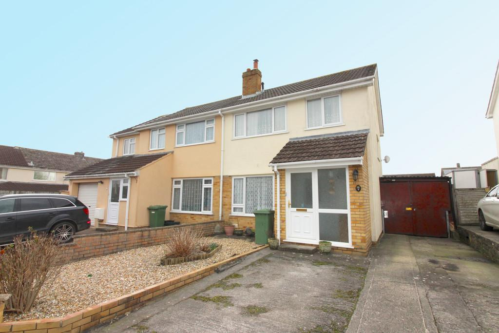3 Bedrooms Semi Detached House for sale in Quarry Road, Street
